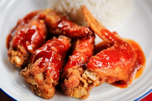 Chicken Wings Red Fury